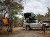Camping met nijlpaarden in de achtertuin